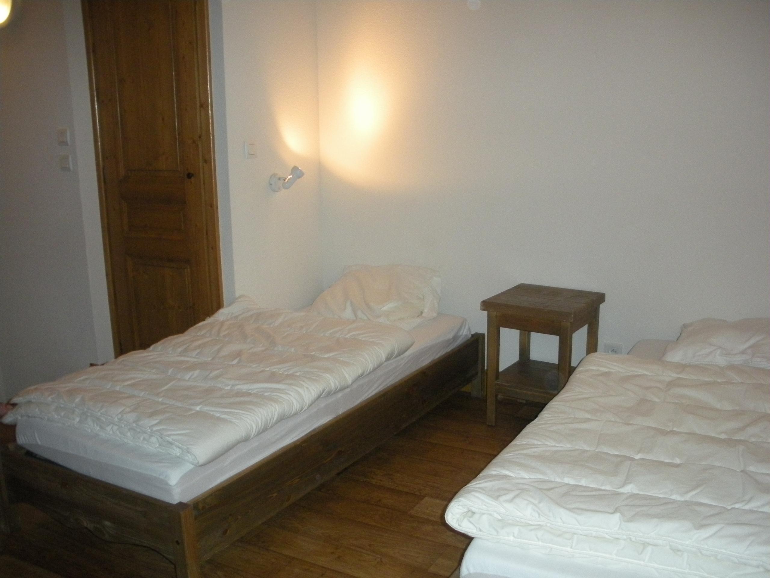 CV24 - Chambre en mezzanine