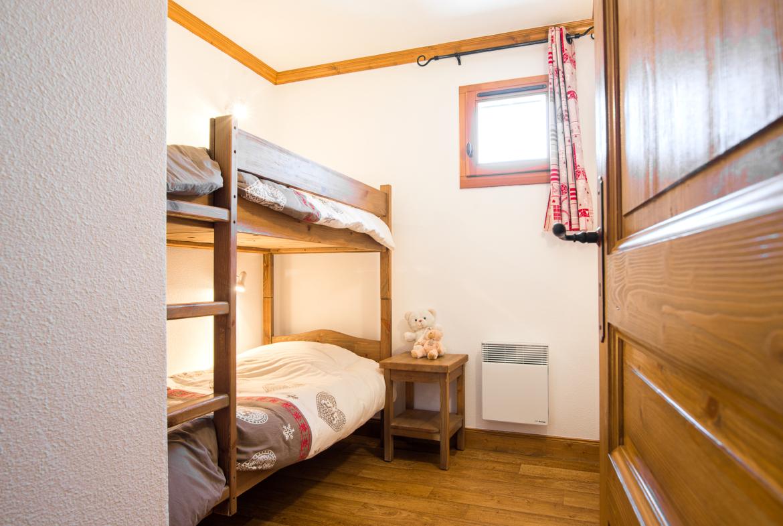 CVE11 - Chambre lits superposés