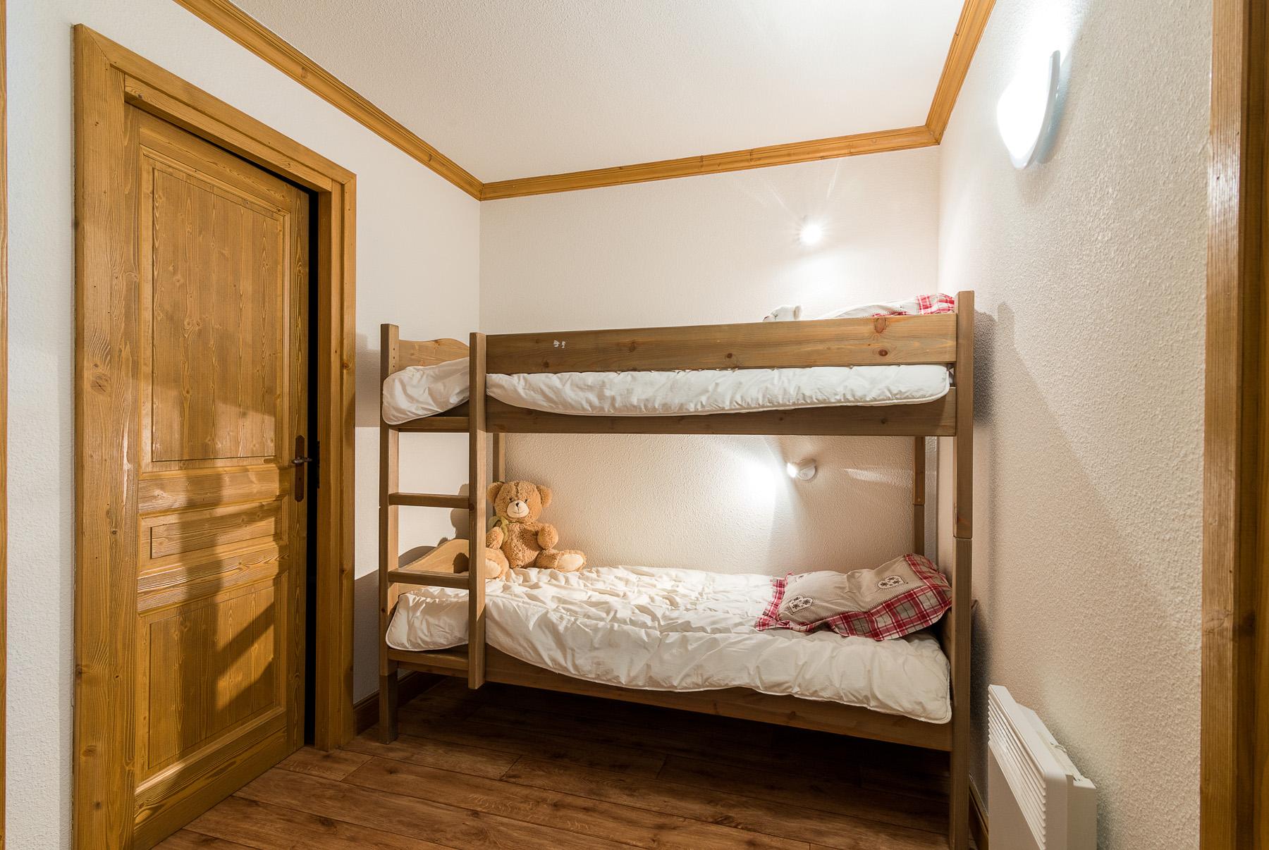 CV11 - Chambre lits superposés