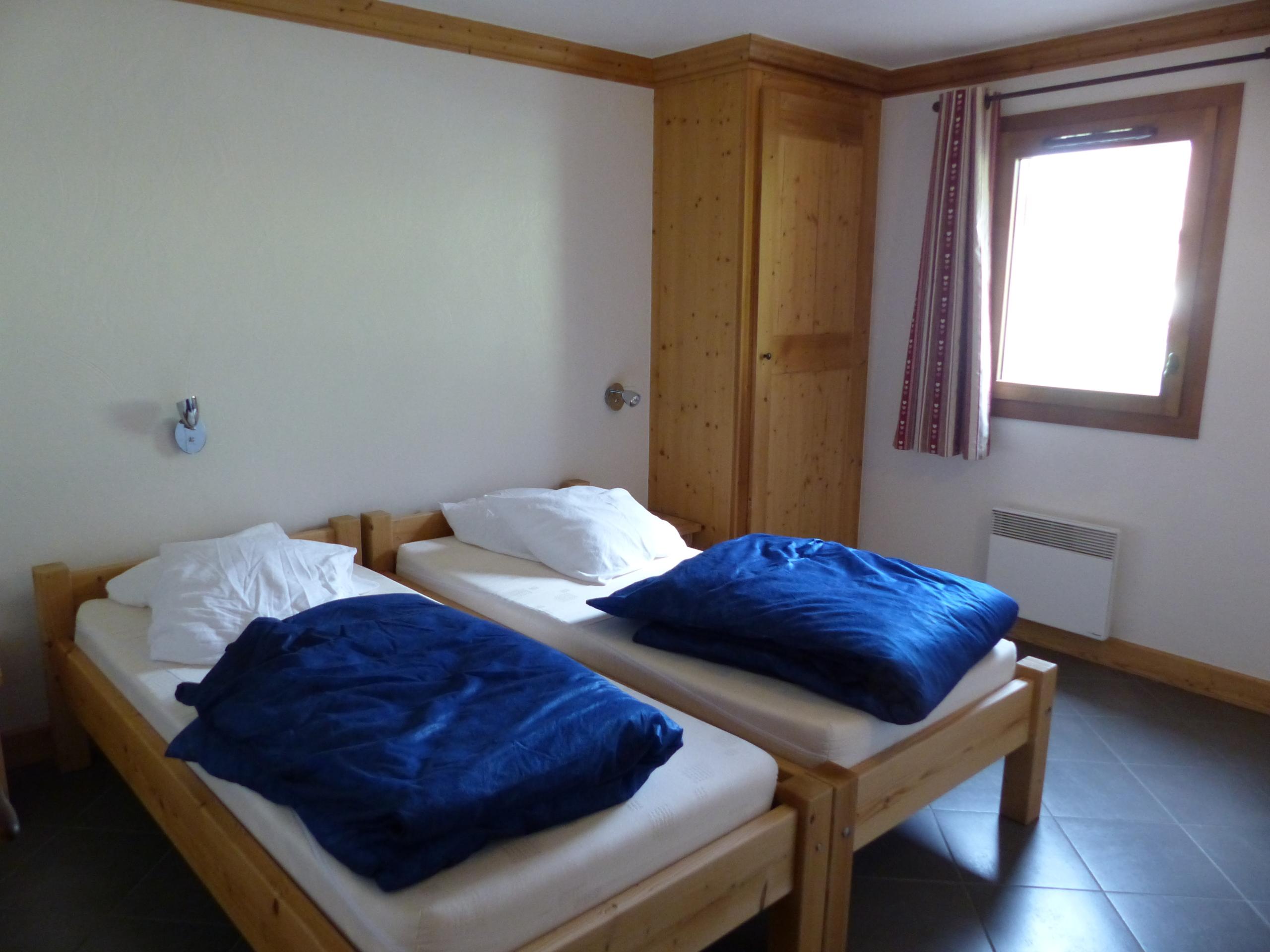 CriC02 - Chambre lits simples