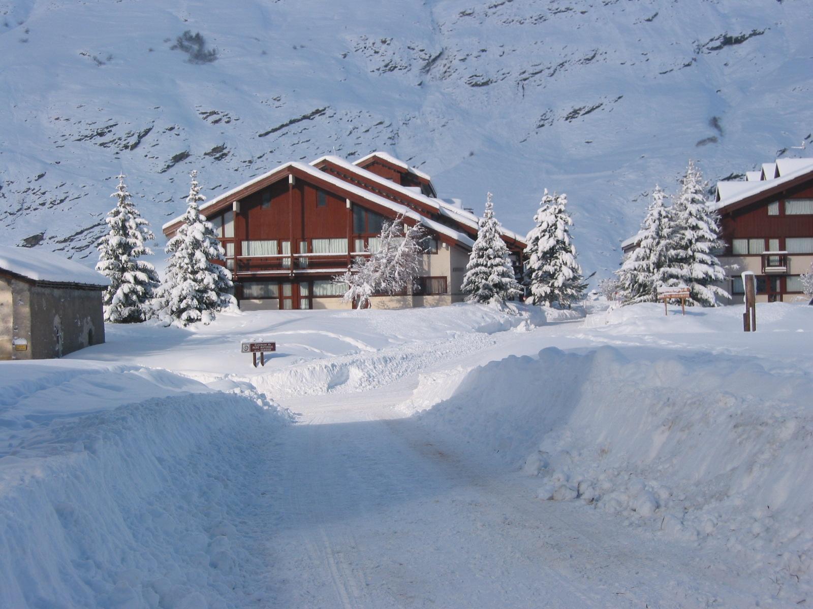 Hameau de la neige