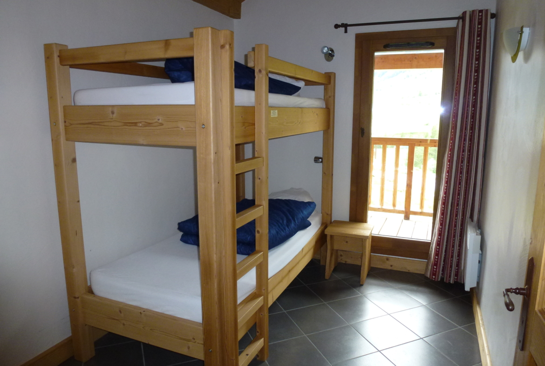 CriC08 - Chambre lits superposés