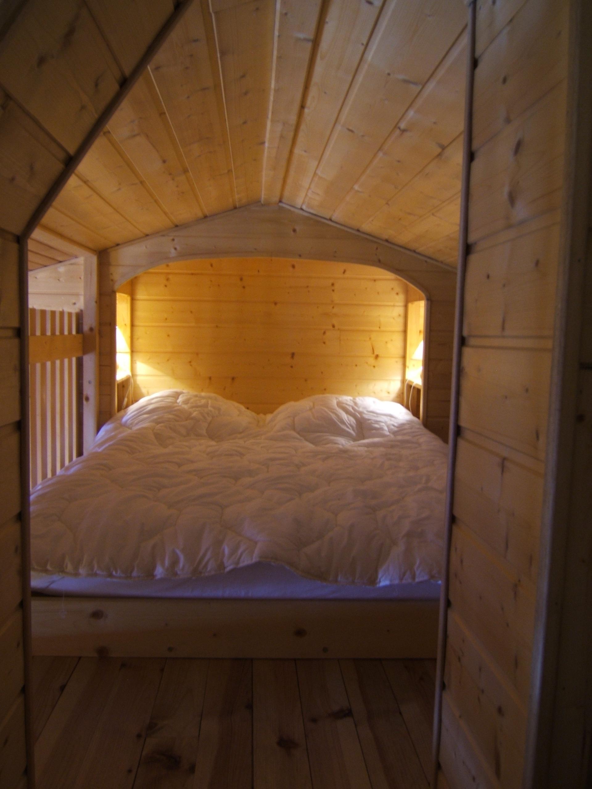 Tilleul26 - Chambre mezzanine